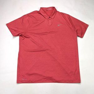 Nike Golf Tiger Woods Modern Jaquard Polo